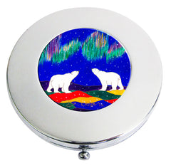 Dawn Oman Sky Watchers Compact Mirror