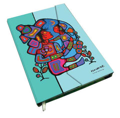 Norval Morrisseau Mother & Child Artist Journal