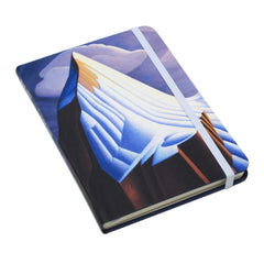 Lawren Harris Mount Lefroy Artist Hardcover Journal