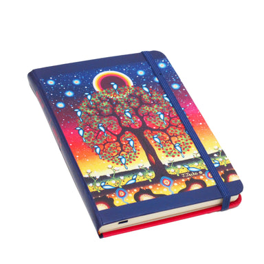 James Jacko Tree of Life Hardcover Journal - Oscardo