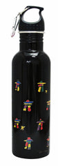 Dawn Oman Inukshuk Stainless Steel Water Bottle