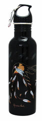 Maxine Noel Eagle's Gift Stainless Steel Water Bottle