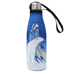 Maxine Noel Mother Winter Water Bottle and Sleeve