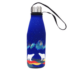 Dawn Oman Sky Watchers Water Bottle and Sleeve