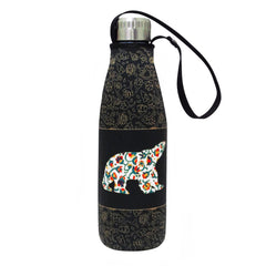 Dawn Oman Spring Bear Water Bottle and Sleeve