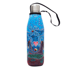 Leah Dorion Breath of Life Water Bottle and Sleeve