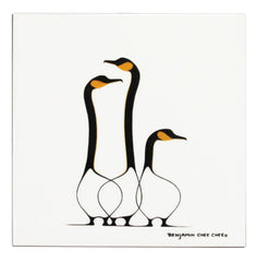'Friends' Ceramic Tile-Trivet - Oscardo