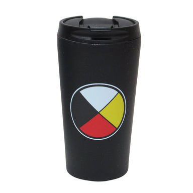 Medicine Wheel Travel Mug - Oscardo