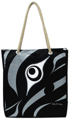 Andy Everson The Beginning Artist Collection Printed Eco-Bag