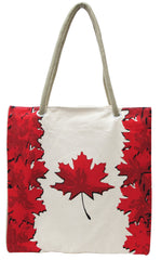 Maple Leaf Flag Eco Bag