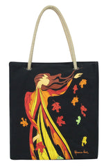 Maxine Noel 'Leaf Dancer' Eco-Bag