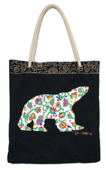 Dawn Oman Spring Bear Eco-Bag
