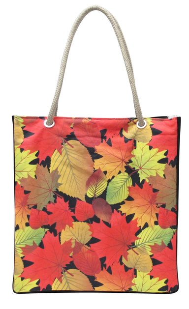 Fall Leaves Eco-Bag - Oscardo