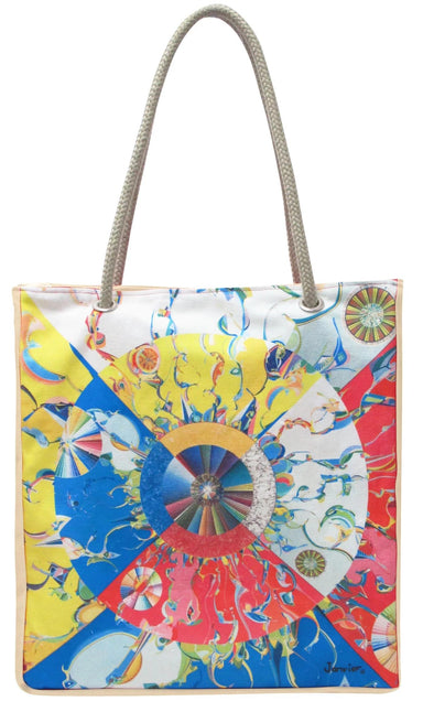 Alex Janvier Morning Star Eco-Bag - Oscardo