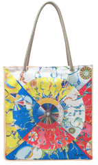 Alex Janvier Morning Star Eco-Bag