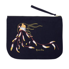 Maxine Noel Eagle's Gift Eco Zip Pouch