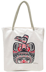 Bill Reid Children of the Raven Eco Bag