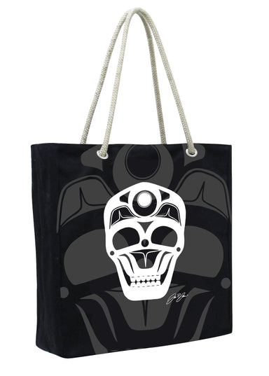 James Johnson Skull Eco-Bag - Oscardo