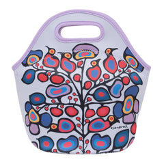 Norval Morrisseau Woodland Floral Insulated Lunch Bag