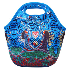 Leah Dorion Breath of Life Insulated Lunch Bag