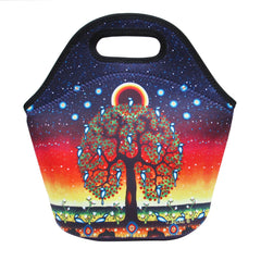 James Jacko Tree of Life Insulated Lunch Bag