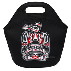 Bill Reid Children of the Raven Insulated Lunch Bag
