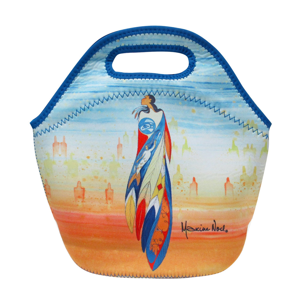 Maxine Noel Not Forgotten Insulated Lunch Bag