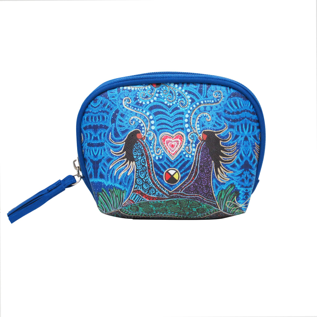 Leah Dorion Breath of Life Cosmetic Bag Set