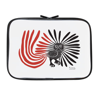 Kenojuak Ashevak Enchanted Owl Travel Organizer - Oscardo