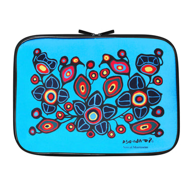 Norval Morrisseau Flowers and Birds Travel Organizer - Oscardo