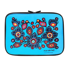 Norval Morrisseau Flowers and Birds Travel Organizer