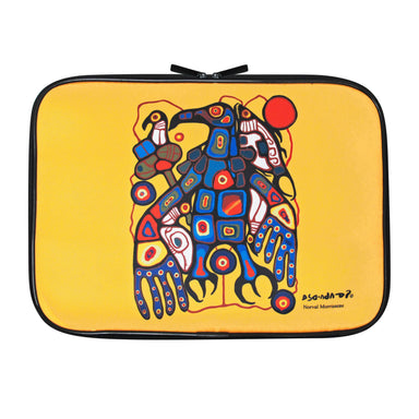 Norval Morrisseau Man Changing into Thunderbird Travel Organizer - Oscardo
