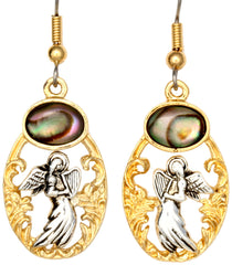Angel Ocean Dance Earrings - Oscardo