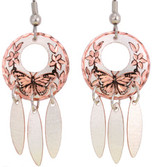 Butterfly K Series Earrings