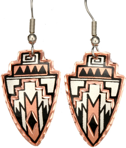 Native Copper Earrings