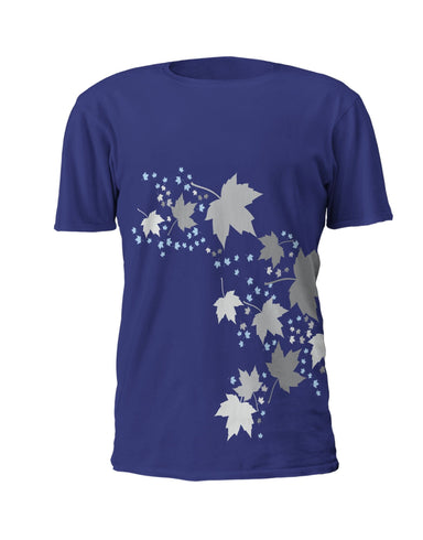 Maple Leaves -T-Shirt (min. 24) - Oscardo