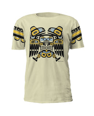 'Chilkat' T-Shirt Andy Everson - Oscardo