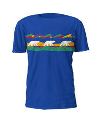 Dawn Oman Polar Bears - Art T-Shirt