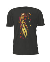Maxine Noel Leaf Dancer -  Art T-Shirt