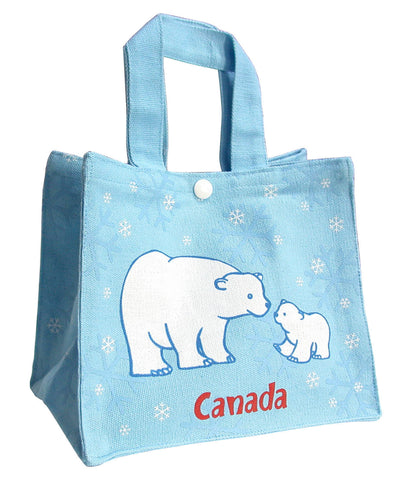 Polar Bear Children's Lunch Bag