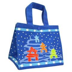 Stone Inukshuk Children's Lunch Bag