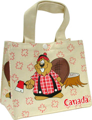 Beaver Lunch Bag