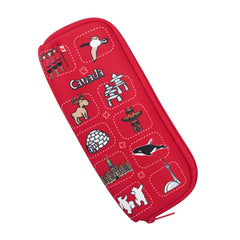 Canada Icons Children's Pencil Case