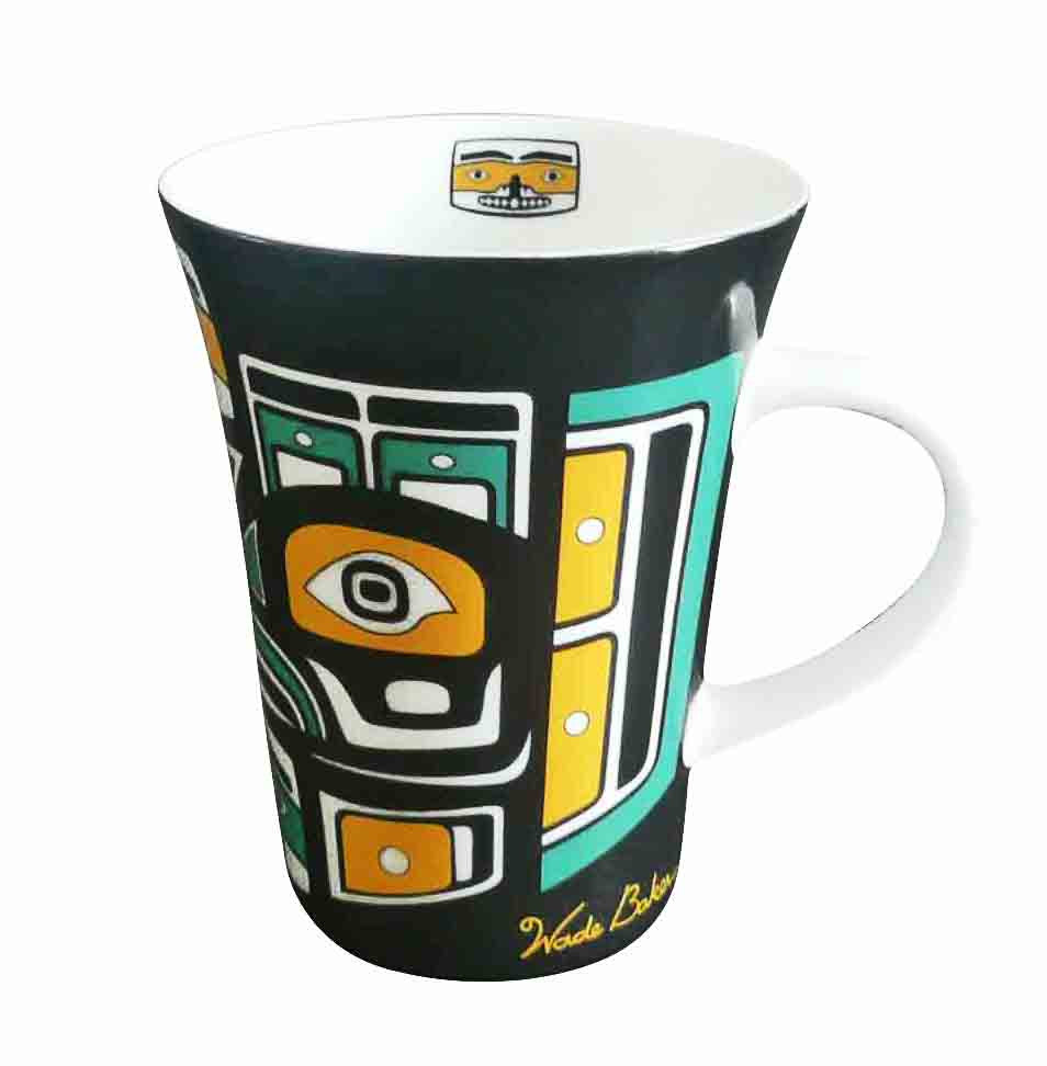 'Dream Weaver' Porcelain Mug - Oscardo