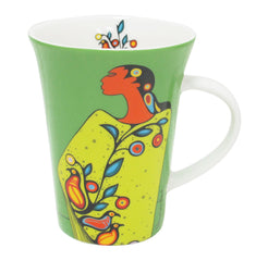 'Spirit of the Woodlands' Porcelain Mug - Oscardo