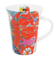 Alex Janvier Morning Star Porcelain Mug