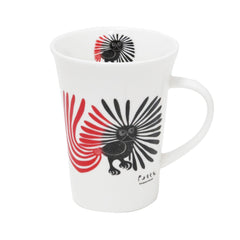 Kenojuak Ashevak Enchanted Owl Porcelain Mug