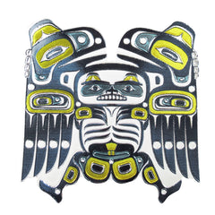 Andy Everson Chilkat Metallic Magnet