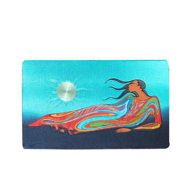 Maxine Noel Mother Earth Metallic Magnet - Oscardo