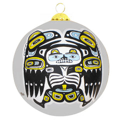 'Chilkat' Glass Ornament - Oscardo